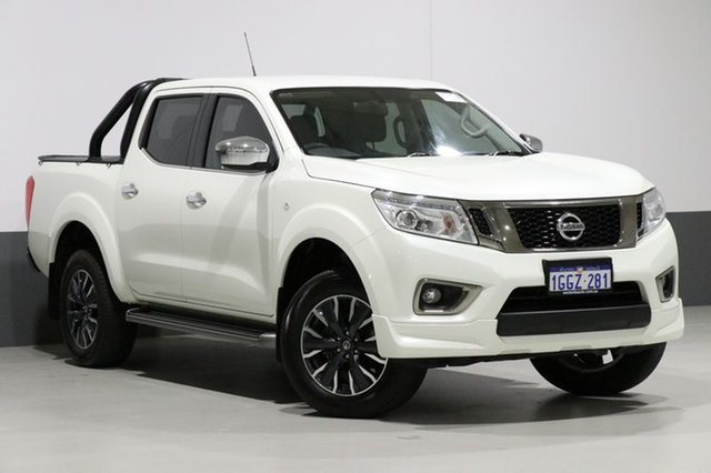 Used Nissan Navara D23 Series II ST-X N-SPORT Black Edition, 2017 Nissan Navara D23 Series II ST-X N-SPORT Black Edition White 7 Speed Automatic Dual Cab Utility