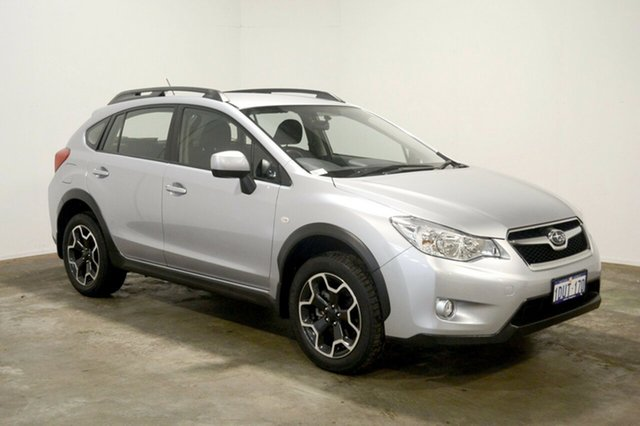 Used Subaru XV G4X MY12 2.0i Lineartronic AWD, 2012 Subaru XV G4X MY12 2.0i Lineartronic AWD Silver 6 Speed Constant Variable Wagon