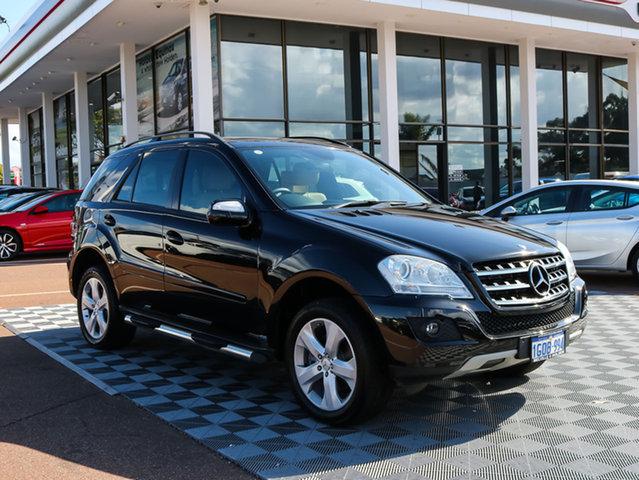 Used Mercedes-Benz ML320 CDI W164 MY08 , 2008 Mercedes-Benz ML320 CDI W164 MY08 Black 7 Speed Sports Automatic Wagon