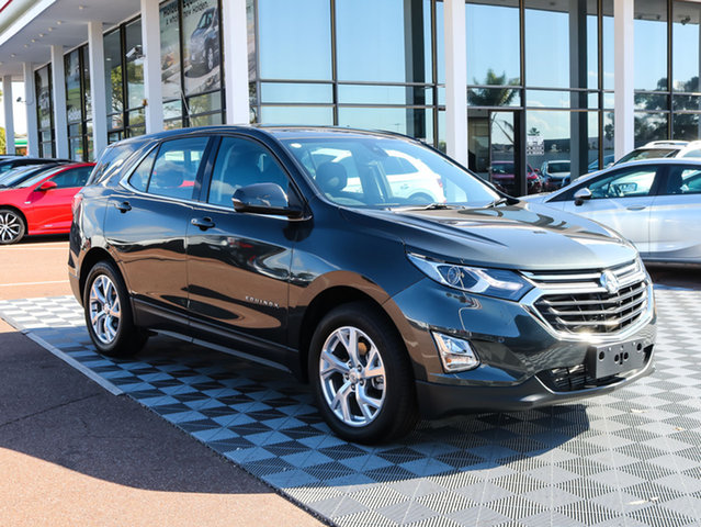 Used Holden Equinox EQ MY18 LT FWD, 2017 Holden Equinox EQ MY18 LT FWD Grey 9 Speed Sports Automatic Wagon