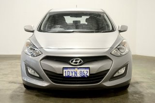 2012 Hyundai i30 GD Active Hyper Silver 6 Speed Manual Hatchback
