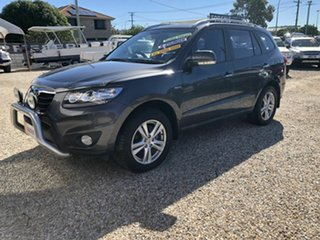 2010 Hyundai Santa Fe Highlander Grey 4 Speed Automated Wagon.