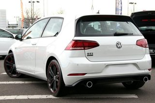 2018 Volkswagen Golf 7.5 MY18 GTI DSG Original Pure White 6 Speed Sports Automatic Dual Clutch.