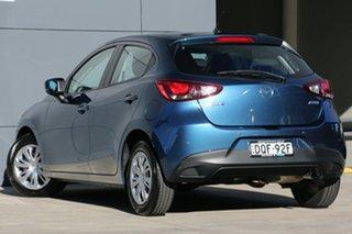 2017 Mazda 2 DJ2HAA Neo SKYACTIV-Drive Blue 6 Speed Sports Automatic Hatchback.