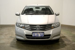 2010 Honda City GM MY10 VTi Silver 5 Speed Automatic Sedan