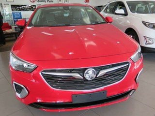 2018 Holden Commodore ZB MY18 RS-V Liftback AWD Absolute Red 9 Speed Sports Automatic Liftback.