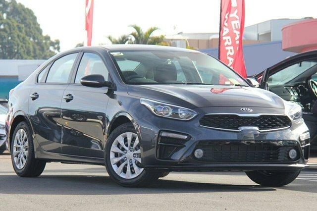 New Kia Cerato BD MY20 S, 2020 Kia Cerato BD MY20 S Platinum Graphite 6 Speed Sports Automatic Sedan