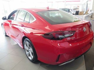 2018 Holden Commodore ZB MY18 RS-V Liftback AWD Absolute Red 9 Speed Sports Automatic Liftback