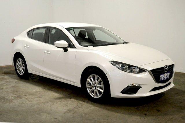 Used Mazda 3 BM5278 Touring SKYACTIV-Drive, 2014 Mazda 3 BM5278 Touring SKYACTIV-Drive White 6 Speed Sports Automatic Sedan