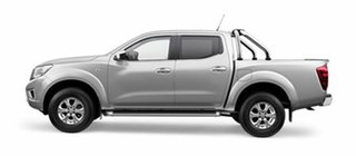2018 Nissan Navara D23 S3 ST 4x2 Brilliant Silver 7 Speed Sports Automatic Utility