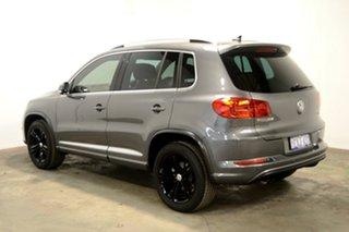 2015 Volkswagen Tiguan 5N MY16 155TSI DSG 4MOTION R-Line Grey 7 Speed Sports Automatic Dual Clutch.