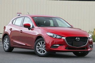2018 Mazda 3 BN5478 Neo SKYACTIV-Drive Sport Soul Red Crystal 6 Speed Sports Automatic Hatchback.
