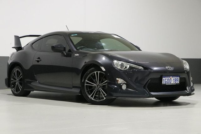 Used Toyota 86 ZN6 GTS, 2012 Toyota 86 ZN6 GTS Grey 6 Speed Auto Sequential Coupe