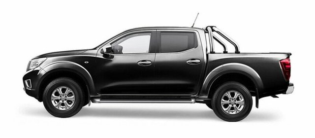 Demo Nissan Navara D23 S3 ST, 2018 Nissan Navara D23 S3 ST Cosmic Black 6 Speed Manual Utility