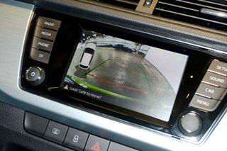 2017 Skoda Fabia NJ MY17 81TSI DSG Rally Green 7 Speed Sports Automatic Dual Clutch Hatchback
