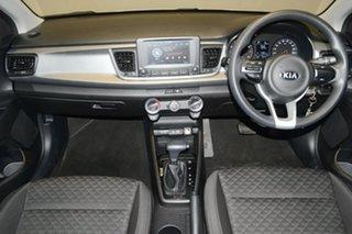 2017 Kia Rio YB MY17 S Silky Silver 4 Speed Sports Automatic Hatchback