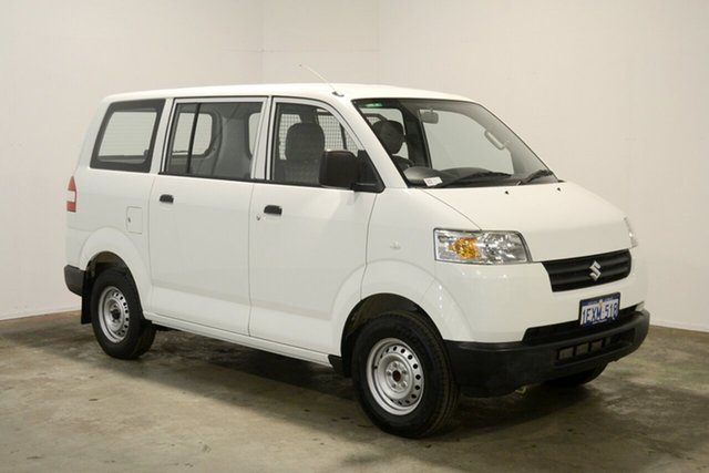 Used Suzuki APV  , 2015 Suzuki APV White 5 Speed Manual Van
