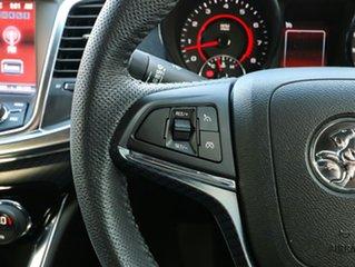 2016 Holden Commodore VF II MY16 SS V Heron White 6 Speed Sports Automatic Sedan