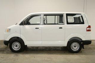 2015 Suzuki APV White 5 Speed Manual Van.