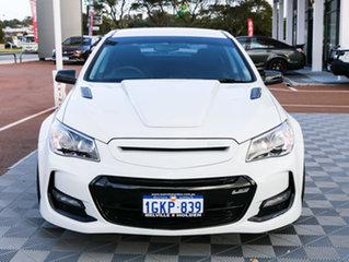 2016 Holden Commodore VF II MY16 SS V Heron White 6 Speed Sports Automatic Sedan.