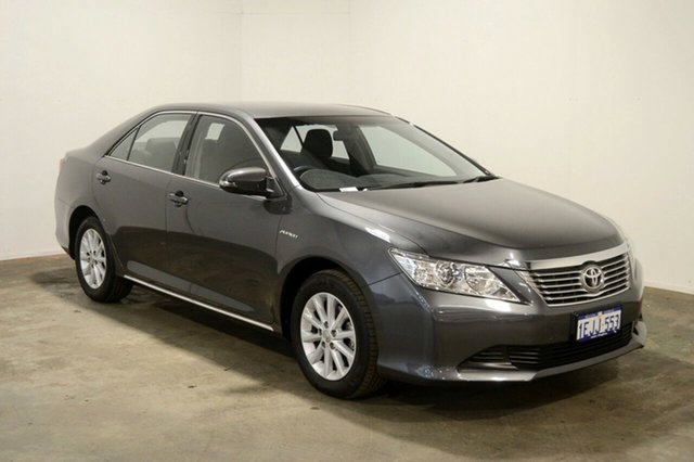 Used Toyota Aurion GSV50R AT-X, 2013 Toyota Aurion GSV50R AT-X Grey 6 Speed Sports Automatic Sedan