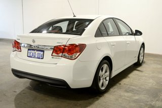 2012 Holden Cruze JH Series II MY13 SRi White 6 Speed Manual Sedan