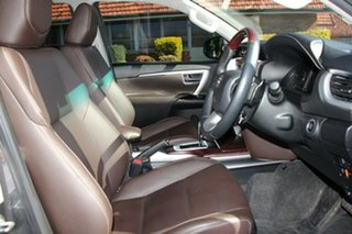 2016 Toyota Fortuner GUN156R Crusade Grey 6 Speed Automatic Wagon