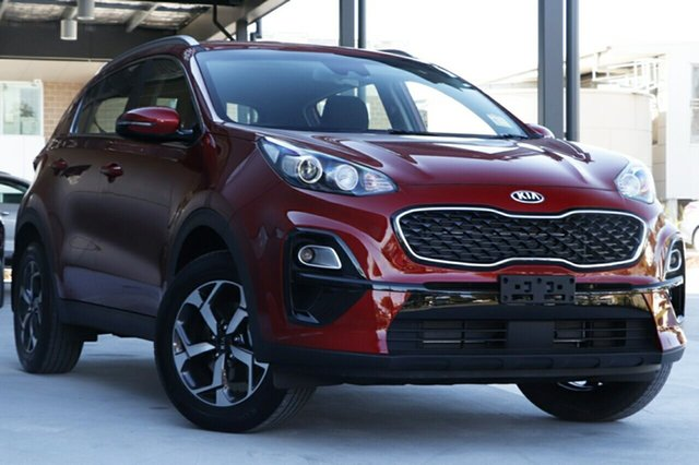 New Kia Sportage QL MY19 Si AWD, 2018 Kia Sportage QL MY19 Si AWD Fiery Red 8 Speed Sports Automatic Wagon