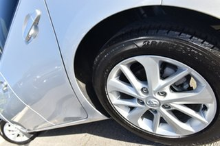 2012 Toyota Corolla ZRE182R Ascent Sport S-CVT Silver 7 Speed Constant Variable Hatchback