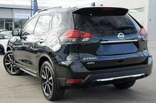 2021 Nissan X-Trail T32 MY21 Ti X-tronic 4WD Diamond Black 7 Speed Constant Variable Wagon.