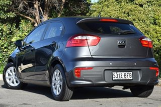 2015 Kia Rio UB MY15 S Graphite 4 Speed Sports Automatic Hatchback.