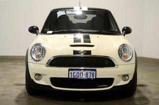 2008 Mini Hatch R56 John Cooper Works White 6 Speed Manual Hatchback