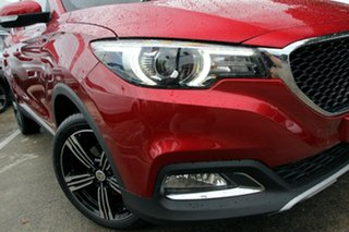 2021 MG ZS AZS1 MY21 Excite 2WD Diamond Red 4 Speed Automatic Wagon.