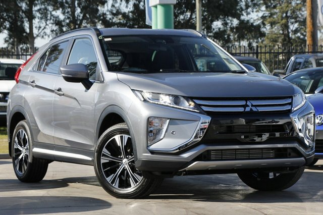 New Mitsubishi Eclipse Cross YA LS (2WD), 2018 Mitsubishi Eclipse Cross YA LS (2WD) Titanium Continuous Variable Wagon