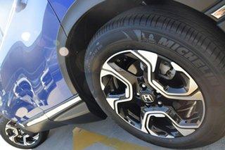 2019 Honda CR-V RW MY19 VTi-S FWD Blue 1 Speed Constant Variable Wagon