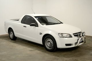 2008 Holden Ute VE MY09.5 Omega White 4 Speed Automatic Utility.