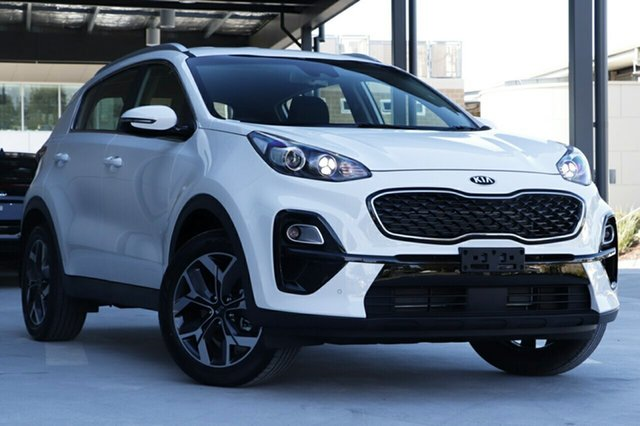 New Kia Sportage QL MY19 Si 2WD Premium, 2019 Kia Sportage QL MY19 Si 2WD Premium Clear White 6 Speed Sports Automatic Wagon