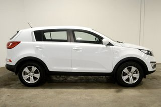 2014 Kia Sportage SL Series II MY13 SI Casa White 5 Speed Manual Wagon