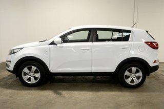 2014 Kia Sportage SL Series II MY13 SI Casa White 5 Speed Manual Wagon.