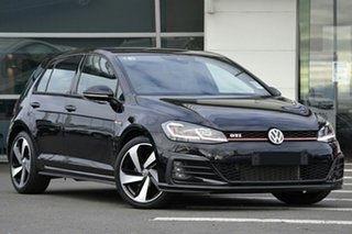 2019 Volkswagen Golf 7.5 MY19.5 GTI DSG Black 7 Speed Sports Automatic Dual Clutch Hatchback.
