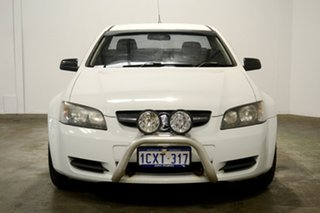 2008 Holden Ute VE MY09.5 Omega White 4 Speed Automatic Utility