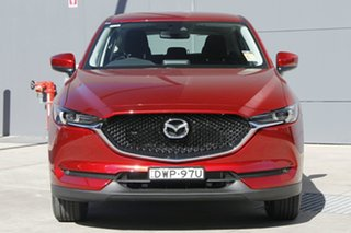 2018 Mazda CX-5 KF2W7A Maxx SKYACTIV-Drive FWD Sport Soul Red Crystal 6 Speed Sports Automatic Wagon