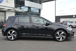 2019 Volkswagen Golf 7.5 MY19.5 GTI DSG Black 7 Speed Sports Automatic Dual Clutch Hatchback
