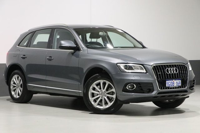 Used Audi Q5 8R MY17 2.0 TDI Quattro, 2016 Audi Q5 8R MY17 2.0 TDI Quattro Grey 7 Speed Auto Dual Clutch Wagon