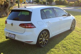 2014 Volkswagen Golf VII MY14 GTI DSG Performance White 6 Speed Sports Automatic Dual Clutch