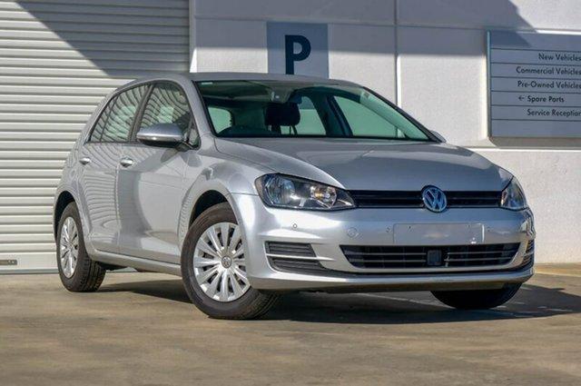 Used Volkswagen Golf VII MY15 90TSI DSG, 2015 Volkswagen Golf VII MY15 90TSI DSG Silver 7 Speed Sports Automatic Dual Clutch Hatchback