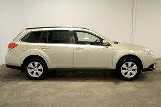 2011 Subaru Outback B5A MY11 2.5i Lineartronic AWD Touring Gold 6 Speed Constant Variable Wagon