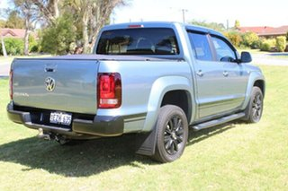 2016 Volkswagen Amarok 2H MY16 TDI420 4Motion Perm Highline Blue 8 Speed Automatic Utility