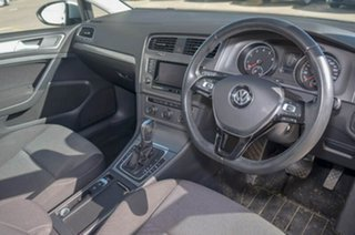 2015 Volkswagen Golf VII MY15 90TSI DSG Silver 7 Speed Sports Automatic Dual Clutch Hatchback