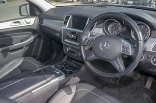 2012 Mercedes-Benz ML250 W166 BlueTEC 7G-Tronic + Grey 7 Speed Sports Automatic Wagon
